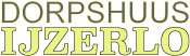 Dorpshuus IJzerlo Logo